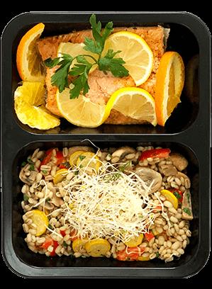 Dieta Vege + ryba